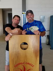 Congratulations to 2nd Place Winners  2ND- Craig Gagnon/ Jonathan Uransky